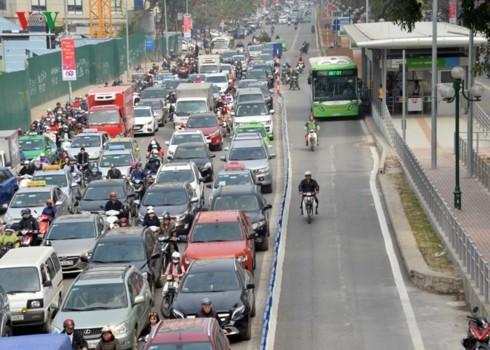 Phân làn cho xe buýt: Lợi bất cập hại, thất bại cao hơn thành công Ảnh 4