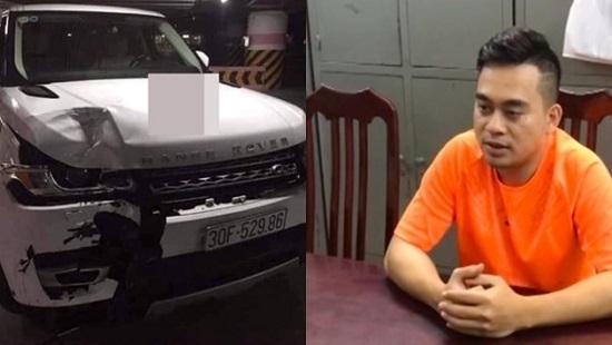 Tài xế Range Rover tông chết 2 người trên phố Hà Nội lĩnh án 18 tháng tù Ảnh 1