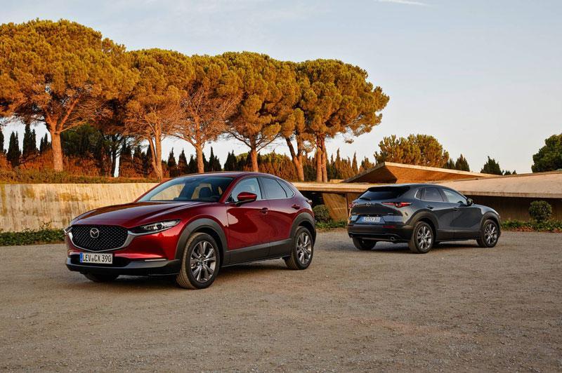 Mazda CX-30 2020 giá hơn 500 triệu đồng có gì? Ảnh 1