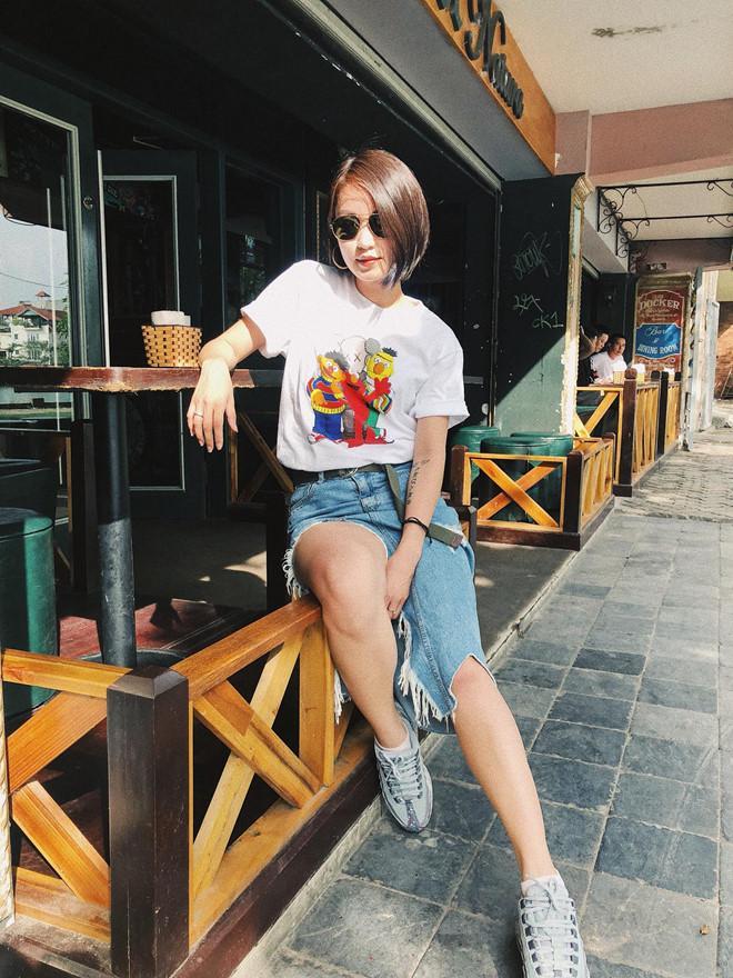 Mi Vân có style trẻ trung, được khen khi diện bikini khoe dáng sexy Ảnh 3