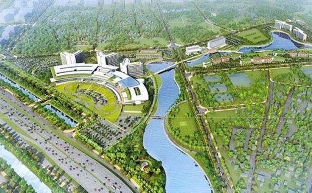 Công bố dự án Tổ hợp y tế và chăm sóc sức khỏe công nghệ cao đầu tiên tại Hà Nội Ảnh 1