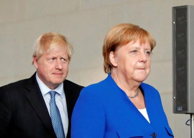 Anh 'rớt hạng' trong danh sách đối tác thương mại lớn của Đức Ảnh 1