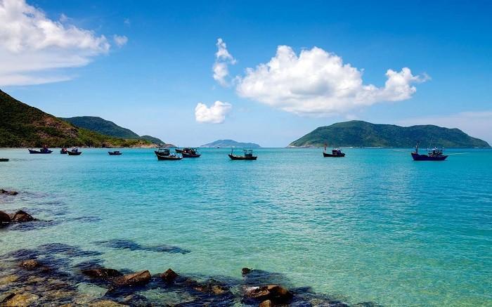 Đảo Côn Sơn, Côn Đảo - nơi có nước trong xanh nhất thế giới Ảnh 1