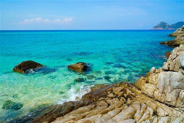 Đảo Côn Sơn, Côn Đảo - nơi có nước trong xanh nhất thế giới Ảnh 2