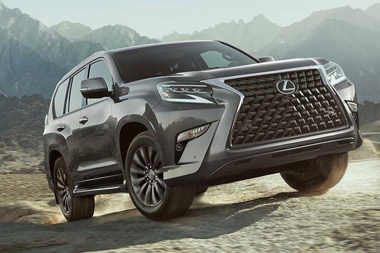 Điểm mặt SUV Lexus và Mercedes-Benz mới tại VMS 2019 Ảnh 5