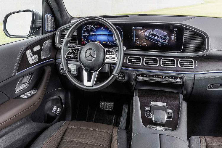 Điểm mặt SUV Lexus và Mercedes-Benz mới tại VMS 2019 Ảnh 4