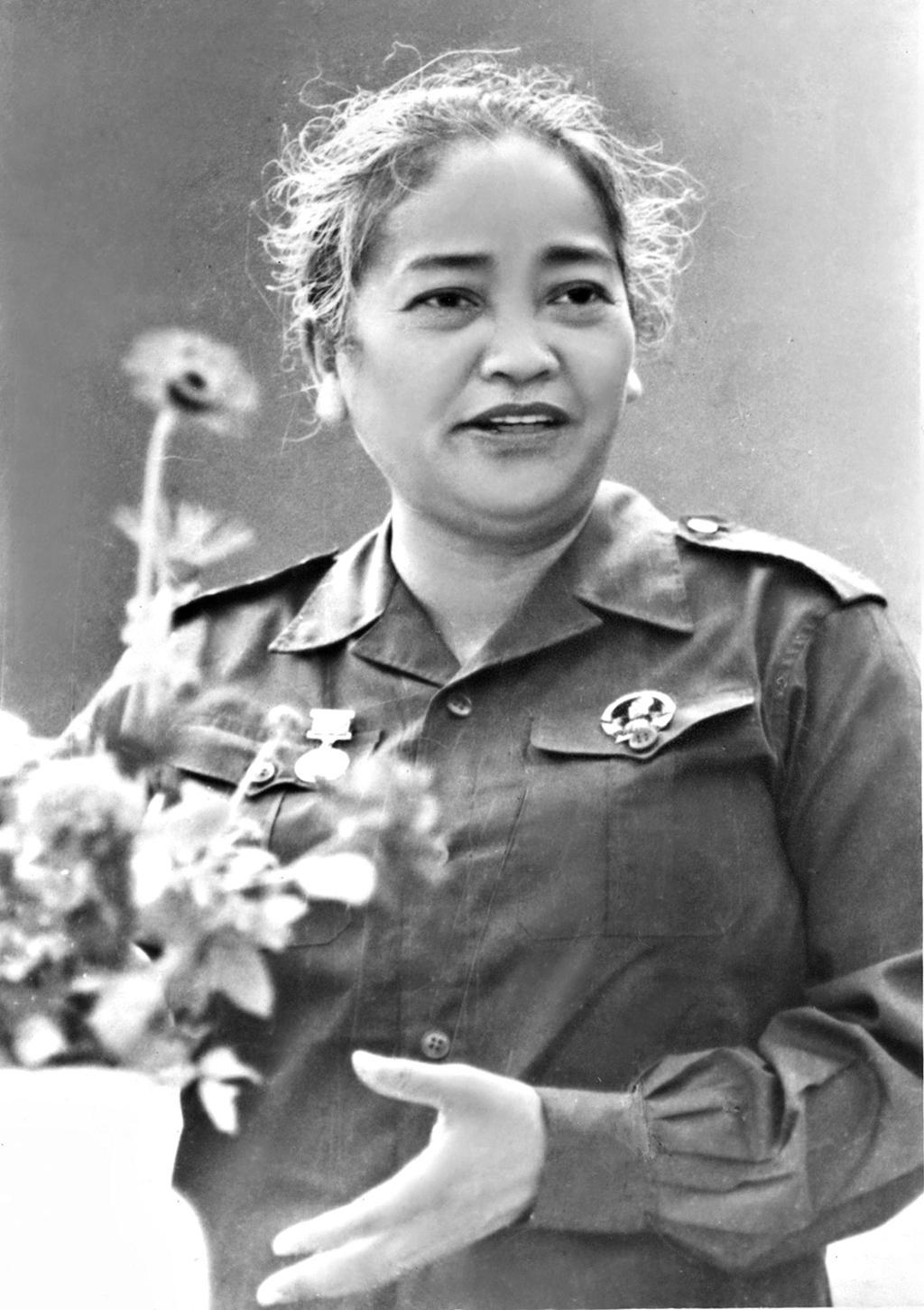 Đời riêng nữ tướng đầu tiên của QĐND Việt Nam Ảnh 1