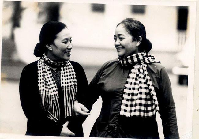 Đời riêng nữ tướng đầu tiên của QĐND Việt Nam Ảnh 2