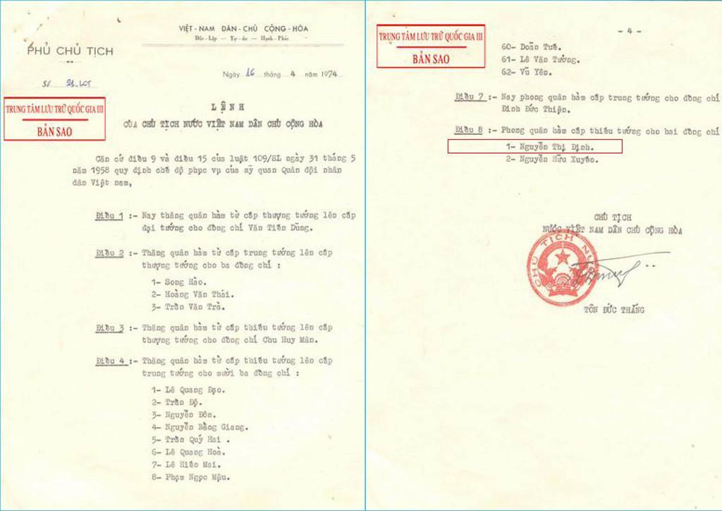 Đời riêng nữ tướng đầu tiên của QĐND Việt Nam Ảnh 3