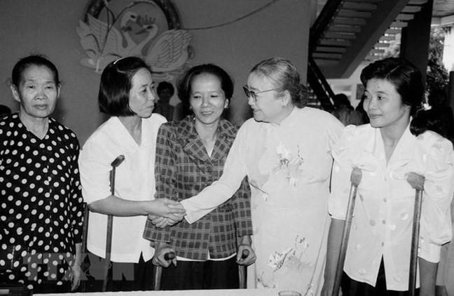 Đời riêng nữ tướng đầu tiên của QĐND Việt Nam Ảnh 4