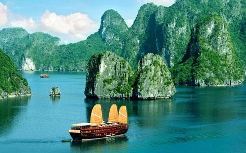 Việt Nam lọt top 10 điểm đến du lịch thế giới năm 2020 Ảnh 1
