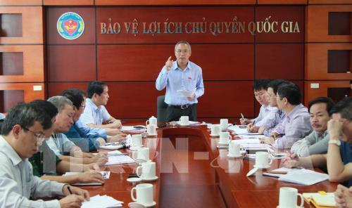 Kiểm tra, chỉ đạo giải quyết ùn ứ nông sản tại cửa khẩu Tân Thanh (Lạng Sơn) Ảnh 1
