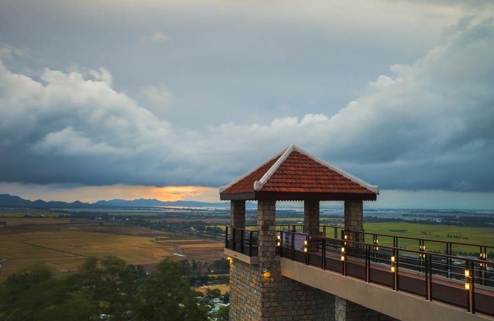 5 khu nghỉ dưỡng có view tuyệt đẹp ở miền Tây Ảnh 10