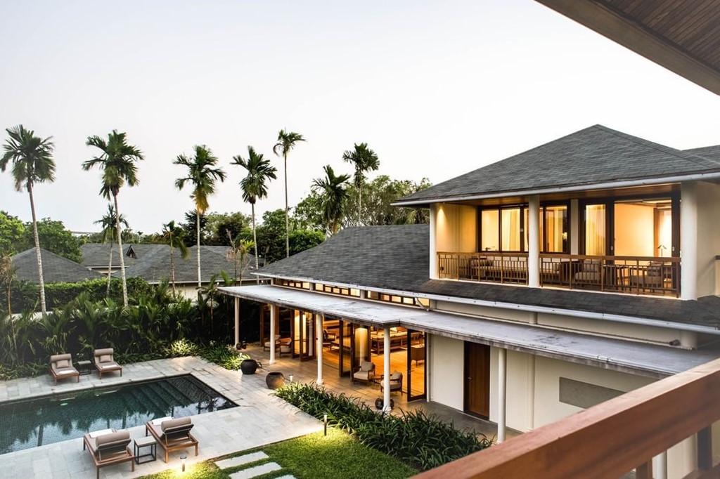 5 khu nghỉ dưỡng có view tuyệt đẹp ở miền Tây Ảnh 4
