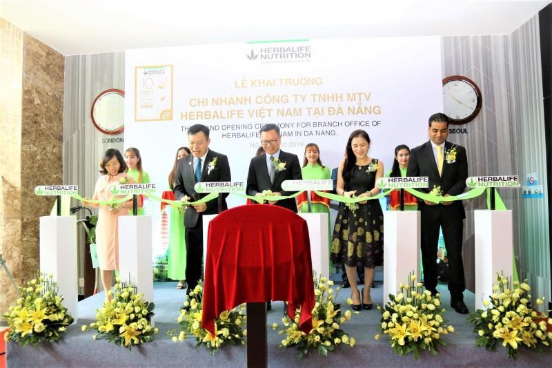 Herbalife Nutrition khai trương văn phòng thứ ba tại Việt Nam Ảnh 1