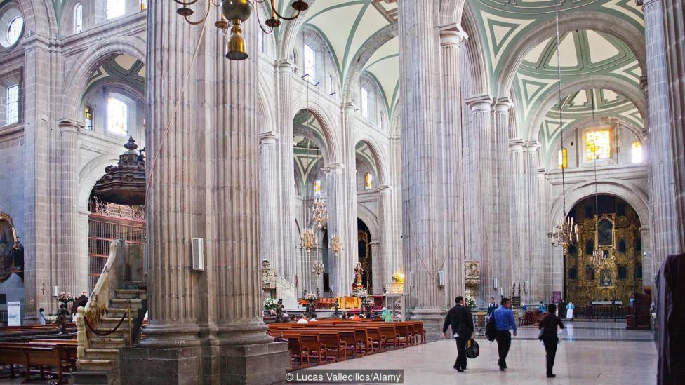 Bên dưới thủ đô của Mexico là một thủ đô cổ xưa khác Ảnh 1