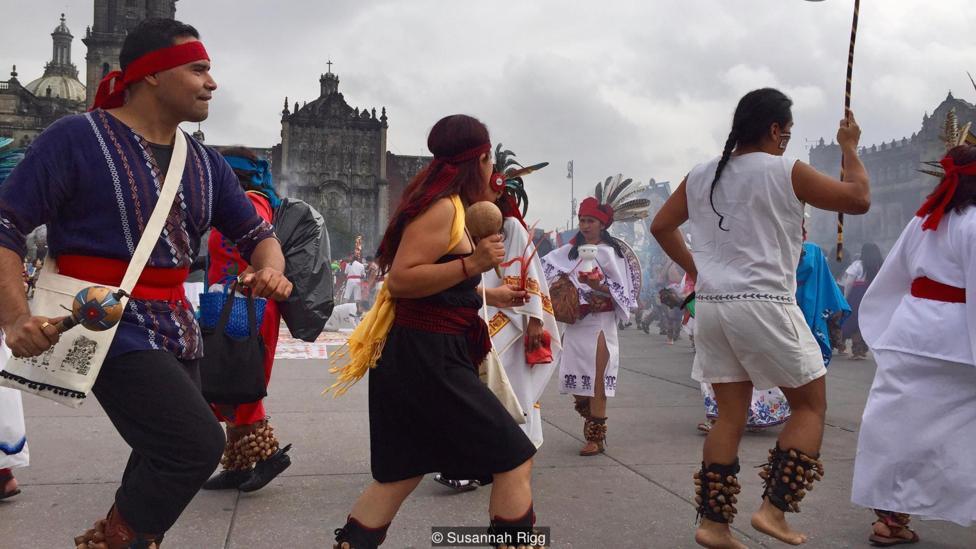 Bên dưới thủ đô của Mexico là một thủ đô cổ xưa khác Ảnh 5