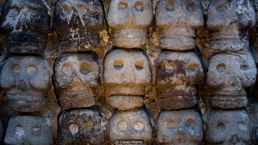 Bên dưới thủ đô của Mexico là một thủ đô cổ xưa khác Ảnh 3
