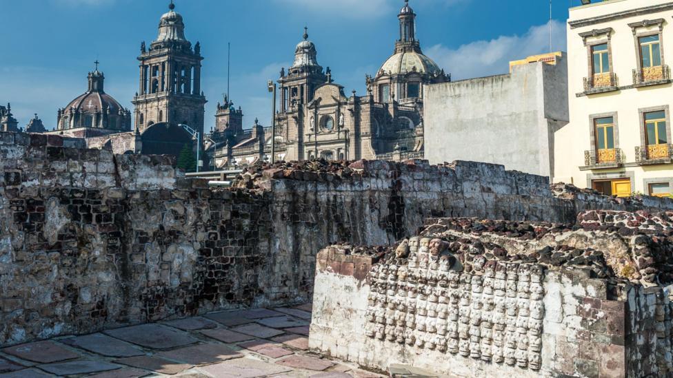 Bên dưới thủ đô của Mexico là một thủ đô cổ xưa khác Ảnh 2