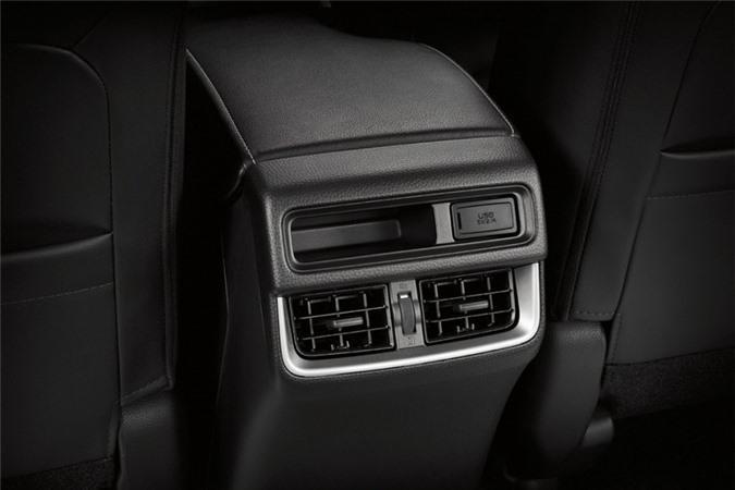 Những nâng cấp đáng giá của Isuzu D-Max 2020 Ảnh 8