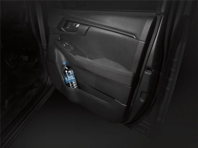Những nâng cấp đáng giá của Isuzu D-Max 2020 Ảnh 6