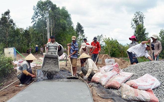 Bạc Liêu nâng cao chất lượng xây dựng nông thôn mới Ảnh 1