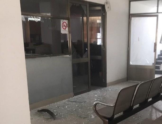 Vụ nổ tại Cục thuế tỉnh Bình Dương: Khởi tố vụ án khủng bố chống chính quyền Ảnh 2