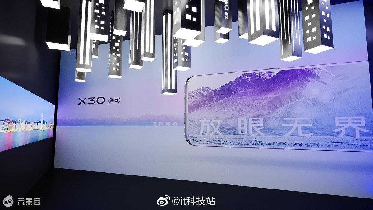 Vivo X30 với 5G sẽ ra mắt vào tháng 12 Ảnh 2