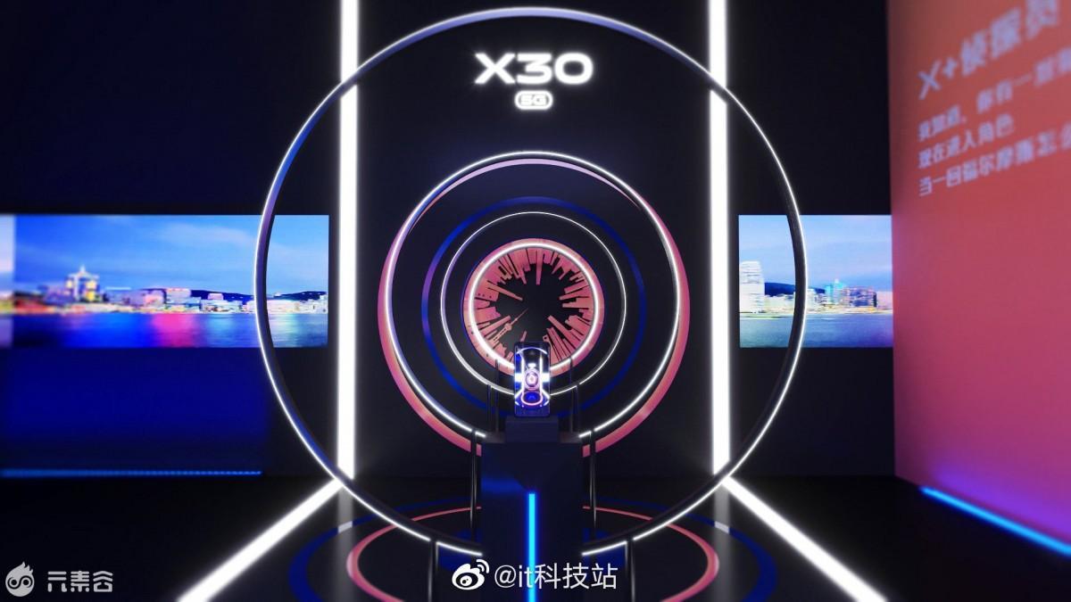 Vivo X30 với 5G sẽ ra mắt vào tháng 12 Ảnh 1