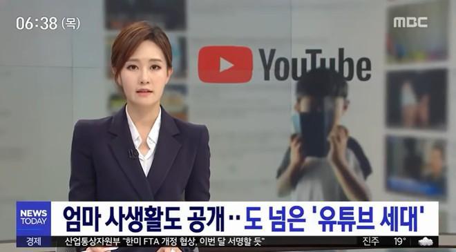 Nhiều YouTuber nhí Hàn Quốc quay lén mẹ để câu view Ảnh 1