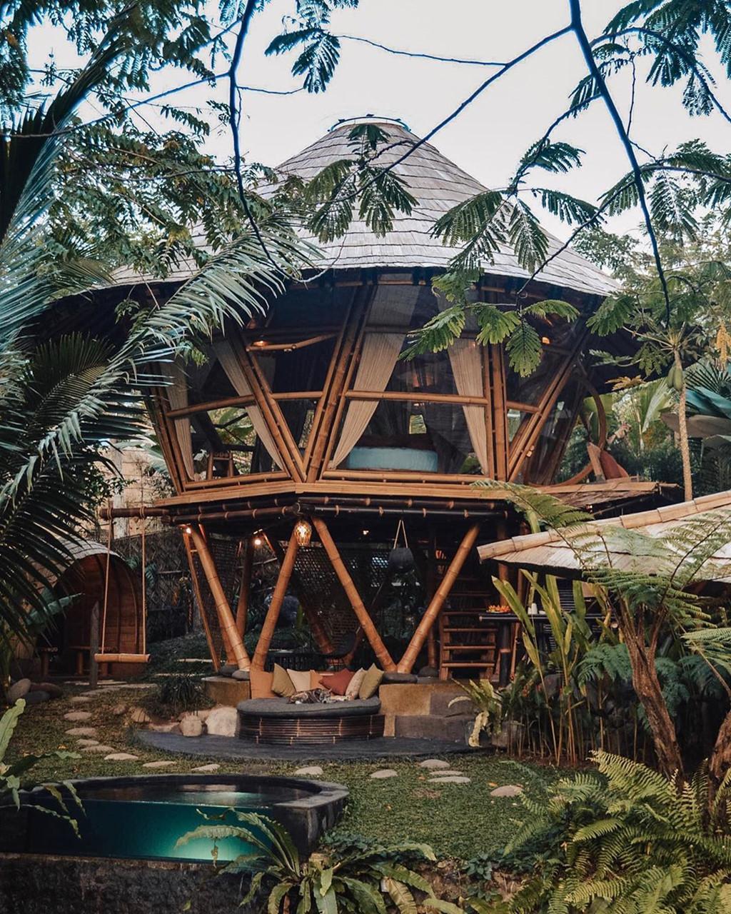 7 khu nghỉ dưỡng độc lạ cho ngày muốn trốn thế giới Ảnh 6