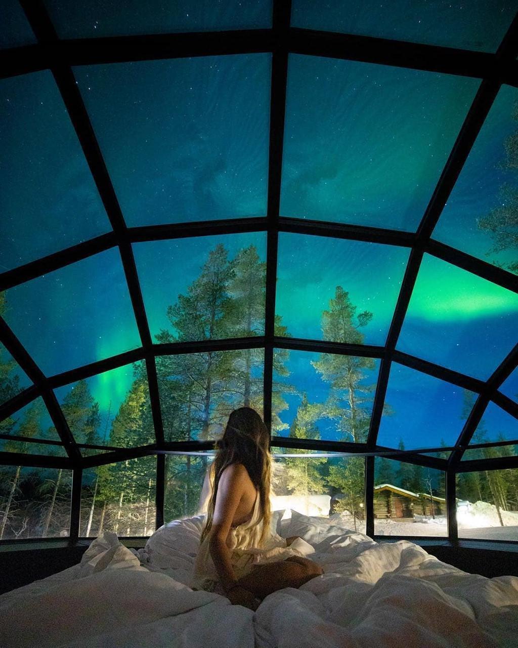 7 khu nghỉ dưỡng độc lạ cho ngày muốn trốn thế giới Ảnh 10