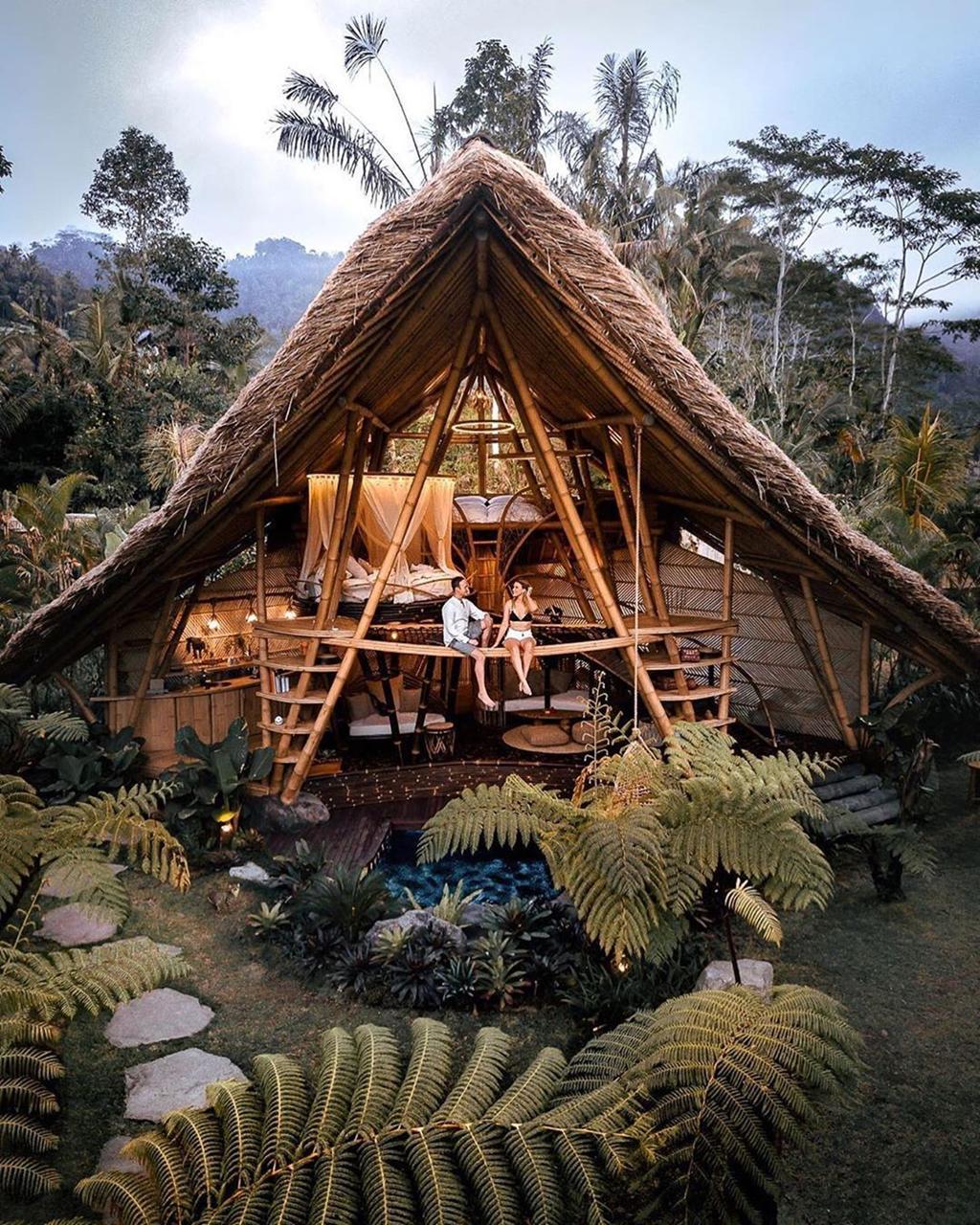 7 khu nghỉ dưỡng độc lạ cho ngày muốn trốn thế giới Ảnh 4
