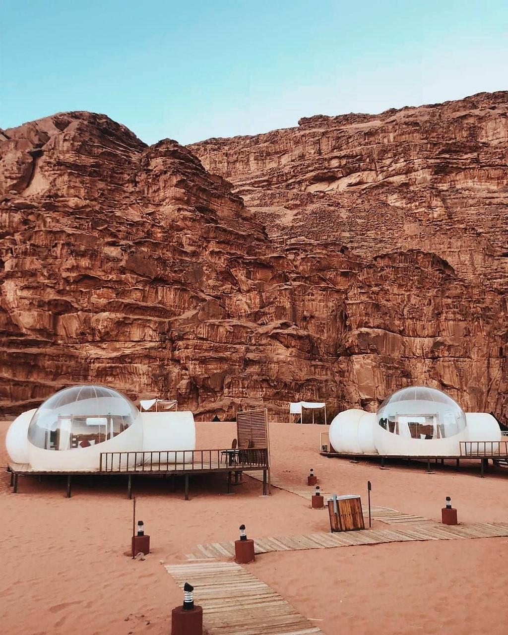 7 khu nghỉ dưỡng độc lạ cho ngày muốn trốn thế giới Ảnh 2