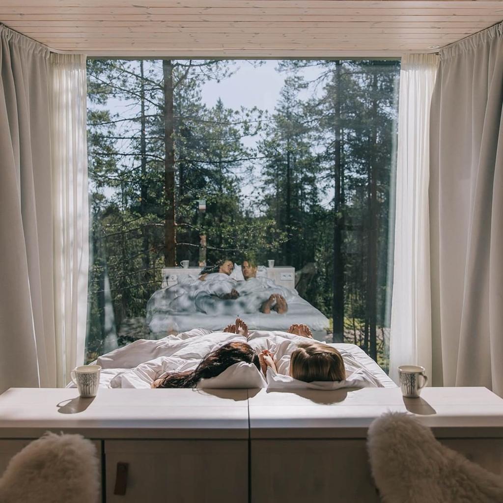 7 khu nghỉ dưỡng độc lạ cho ngày muốn trốn thế giới Ảnh 19