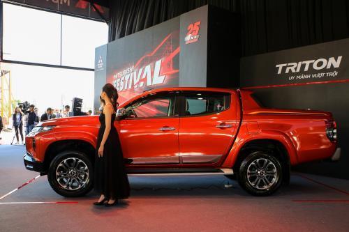 Mitsubishi ra mắt 5 phiên bản Triton 2020 có 12 điểm nâng cấp nổi bật Ảnh 5