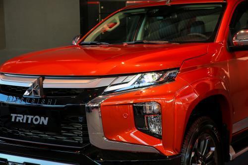 Mitsubishi ra mắt 5 phiên bản Triton 2020 có 12 điểm nâng cấp nổi bật Ảnh 4