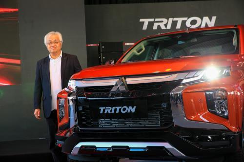 Mitsubishi ra mắt 5 phiên bản Triton 2020 có 12 điểm nâng cấp nổi bật Ảnh 3
