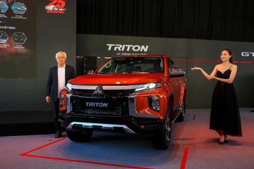 Mitsubishi ra mắt 5 phiên bản Triton 2020 có 12 điểm nâng cấp nổi bật Ảnh 2