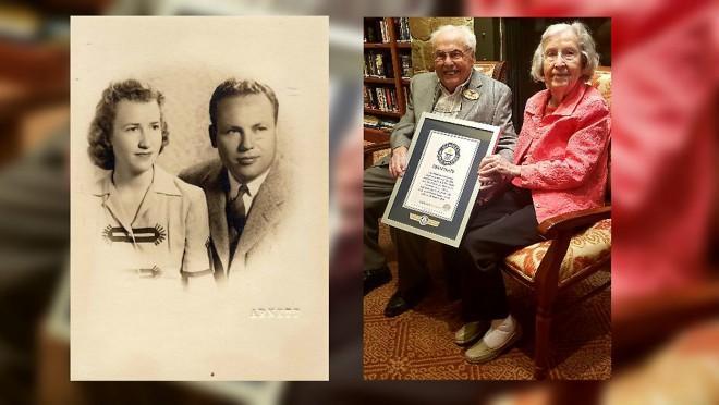 Cặp đôi già nhất thế giới tiết lộ bí quyết 80 năm bên nhau hạnh phúc Ảnh 1