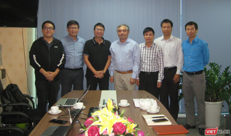 Hội Truyền thông Số Việt Nam tổ chức thảo luận về Dự thảo Nghị định Chia sẻ Dữ liệu số Ảnh 1