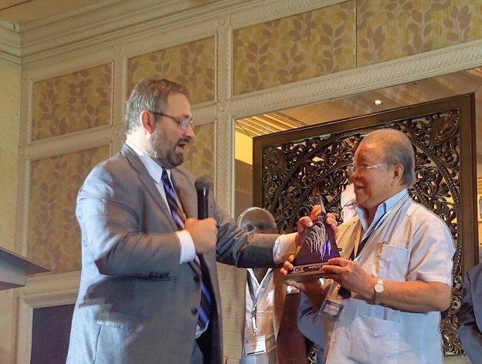 Gạo ST24 của Việt Nam được công nhận 'Gạo ngon nhất thế giới năm 2019' Ảnh 1