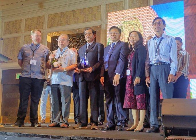 Gạo ST24 của Việt Nam được công nhận 'Gạo ngon nhất thế giới năm 2019' Ảnh 2