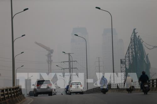 Gió mùa về, ô nhiễm bụi ở miền Bắc sẽ được cải thiện Ảnh 1