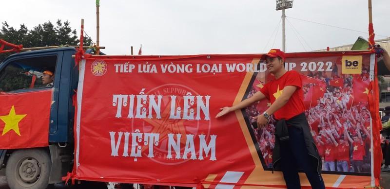 'CĐV Việt Nam hãy văn minh dù kết quả với UAE ra sao' Ảnh 2