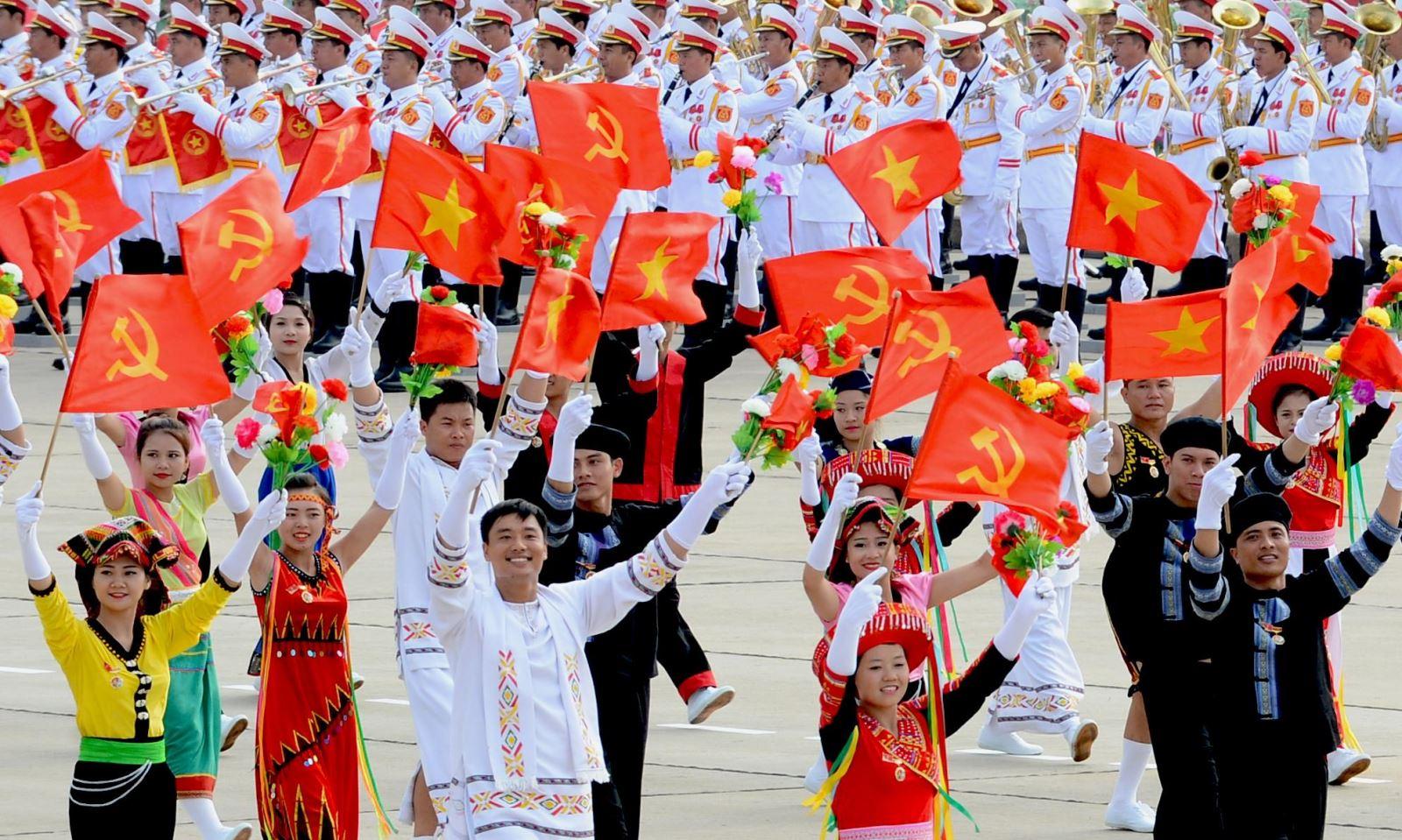 Đập tan luận điệu xuyên tạc các thế lực thù địch công kích Việt Nam Ảnh 1