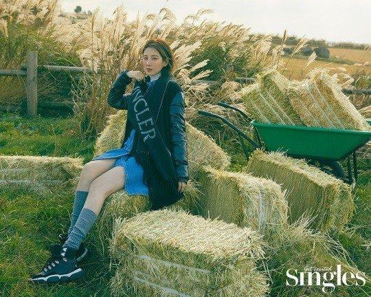 Tạp chí tháng 12: Lee Dong Wook để tóc dài 'thướt tha', Shin Min Ah - Kim Woo Bin kết hôn vào năm sau? Ảnh 20