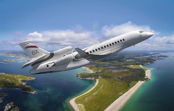'Soi' hai mẫu máy bay riêng giá hàng chục triệu USD đại gia Việt vừa tậu Ảnh 3