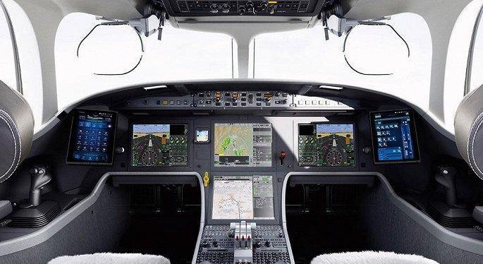 'Soi' hai mẫu máy bay riêng giá hàng chục triệu USD đại gia Việt vừa tậu Ảnh 4