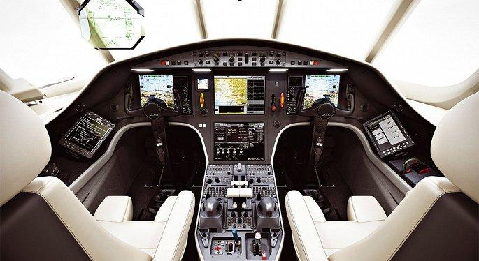'Soi' hai mẫu máy bay riêng giá hàng chục triệu USD đại gia Việt vừa tậu Ảnh 10